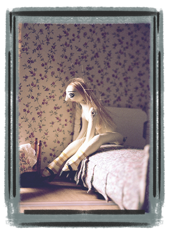 candace lewis - photography - doll series